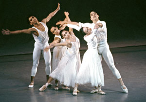 The Ballet Philippines' performance in Japan in 1993