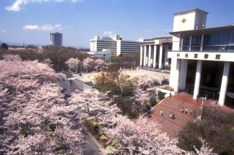 Some 8,000 students are now enrolled in Soka University, which features one of Japan's largest academic exchange programs.
