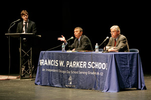 Parker, Dewey, Makiguchi and Ikeda: Education for Community