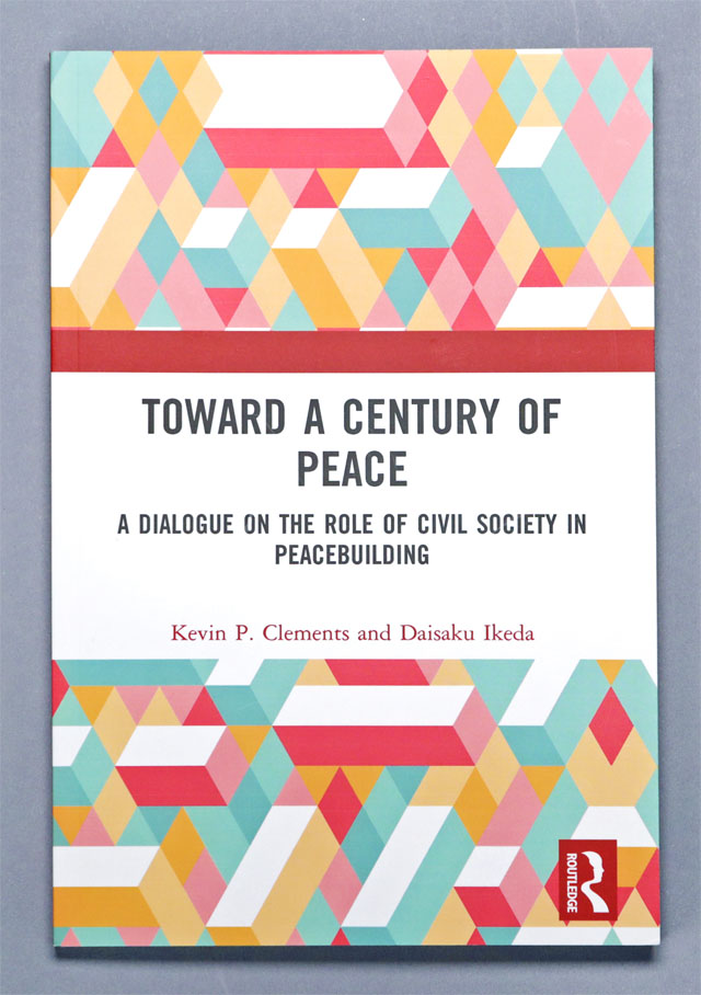 Clements-Ikeda dialogue published by Routledge