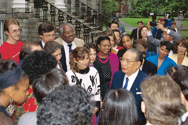 Peace: Dialogue as the Path to Peace | Daisaku Ikeda Website