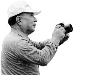 Daisaku Ikeda as Photographer